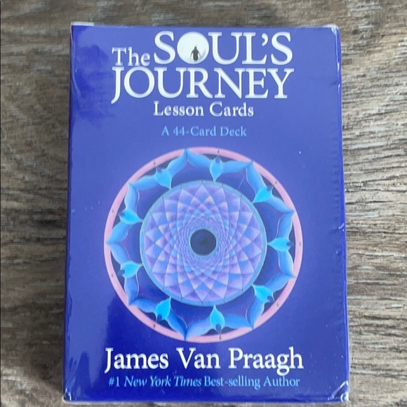 The Soul's Journey Lesson Cards-44 Card Deck